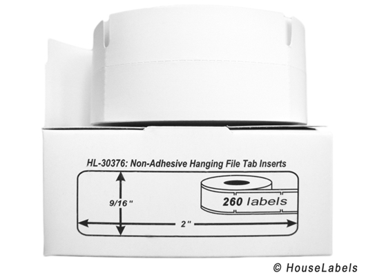Picture of Dymo - 30376 File Folder Labels (16 Rolls – Shipping Included)