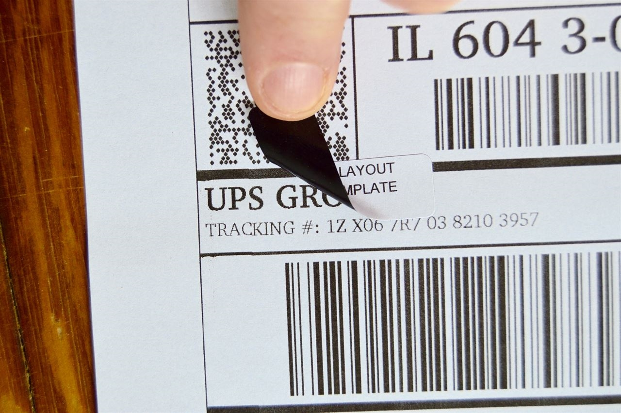 self-adhesive labels for all printers