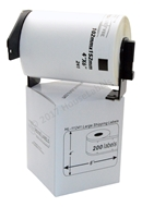 Picture of Brother DK-1241 (16 Rolls + Reusable Cartridge – Shipping Included)