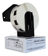 Picture of Brother DK-1219 (12 Rolls + Reusable Cartridge – Shipping Included)