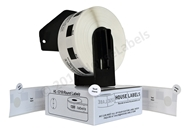 Picture of Brother DK-1219 (100 Rolls + 2 Reusable Cartridge – Shipping Included)