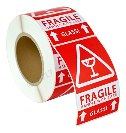 Picture for category Fragile Glass, This Way Up