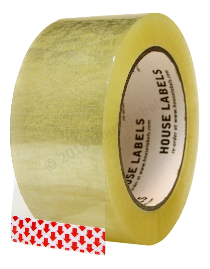 "Picture of Packing Tape 2"" X 110yd 50 Micron 6 Rolls"