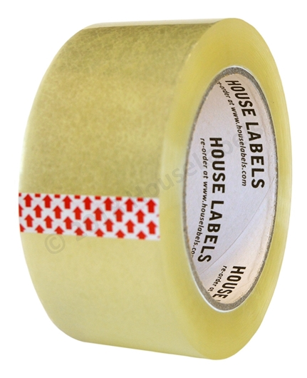 """Picture of Packing Tape 2"""" X 110yd 50 Micron 12 Rolls"""