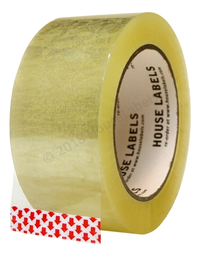 """Picture of Packing Tape 2"""" X 110yd 50 Micron 72 Rolls"""