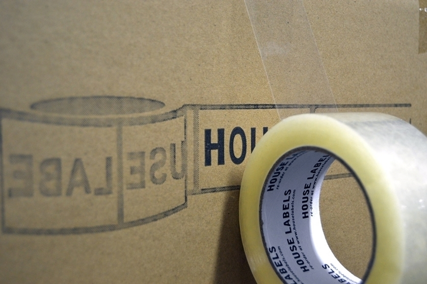 "Picture of Packing Tape 2"" X 110yd 50 Micron 144 Rolls"