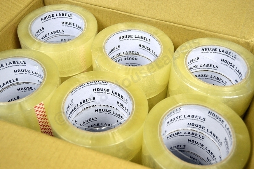 "Picture of Packing Tape 2"" X 110yd 50 Micron 288 Rolls"