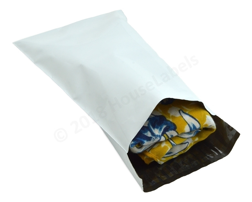 """Picture of 2,000 Bags Poly Mailer 6""""X9"""" 2.35 Mil Free Shipping"""
