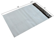 "Picture of 2,000 Bags Poly Mailer 9""X12"" 2.35 Mil Free Shipping"