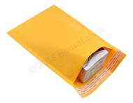 "Picture of 200 Bags KRAFT Bubble Padded Envelope 7.25""x12"" (7.25""x11"" usable space) Free Shipping"
