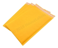 "Picture of 1000 Bags KRAFT Bubble Padded Envelope 8.5""x14.5"" (8.5""x13.5"" usable space) Free Shipping"