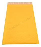 "Picture of 2000 Bags KRAFT Bubble Padded Envelope 8.5""x14.5"" (8.5""x13.5"" usable space) Free Shipping"