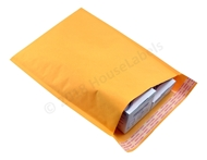 "Picture of 200 Bags KRAFT Bubble Padded Envelope  9.5""x14.5"" (9.5""x13.5"" usable space) Free Shipping"
