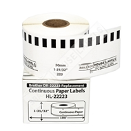Picture of Brother DK-2223 (16 Rolls – Shipping Included)