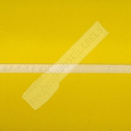 Picture of Zebra – 4 x 6 YELLOW (6 Rolls – Shipping Included)