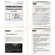 Picture of Dymo - 1744907 Shipping Labels