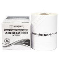 Picture of Dymo - 1744907 Shipping Labels (4 Rolls - Shipping Included)