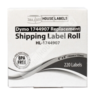 Picture of Dymo - 1744907 Shipping Labels (19 Rolls - Shipping Included)