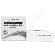 Picture of Dymo - 30330 Return Address Labels (16 Rolls – Shipping Included)