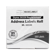 Picture of Dymo - 30330 Return Address Labels (100 Rolls – Shipping Included)
