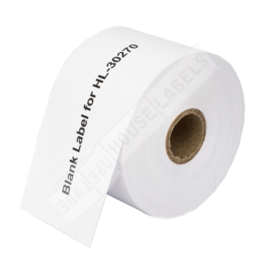 Picture of Dymo - 30270 Direct Thermal Receipt Paper (9 Rolls – Shipping Included)