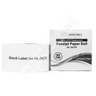 Picture of Dymo - 30270 Direct Thermal Receipt Paper (20 Rolls – Shipping Included)