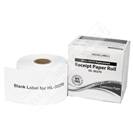 Picture of Dymo - 30270 Direct Thermal Receipt Paper (27 Rolls – Shipping Included)