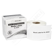 Picture of Dymo - 30324 Media (Diskette) Labels (12 Rolls – Shipping Included)