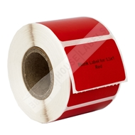 Picture of Zebra – 1.5 x 1 RED (60 Rolls – Shipping Included)
