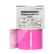 Picture of Dymo - 30256 PINK Shipping Labels