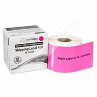 Picture of Dymo - 30256 PINK Shipping Labels (25 Rolls – Shipping Included)
