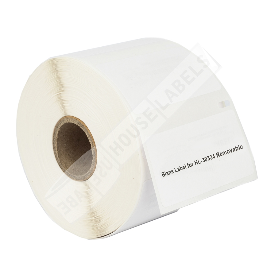Picture of Dymo - 30334 Multipurpose Labels with Removable Adhesive (6 Rolls - Shipping Included)