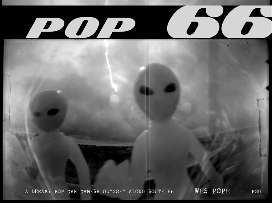 Picture of Pop 66: A Dreamy Pop Can-camera Odyssey Along Route 66
