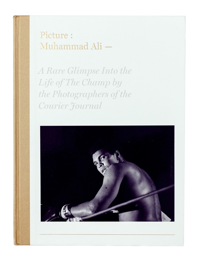 Picture of Muhammad Ali - A Rare Glimpse Into the Life of The Champ