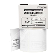 Picture of Dymo - 30323 Shipping Labels (10 Rolls - Shipping Included)