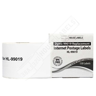 Picture of Dymo - 99019 1-Part eBay and PayPal Internet Postage Labels (25 Rolls – Shipping Included)