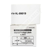 Picture of Dymo - 99019 1-Part eBay and PayPal Internet Postage Labels (32 Rolls – Shipping Included)