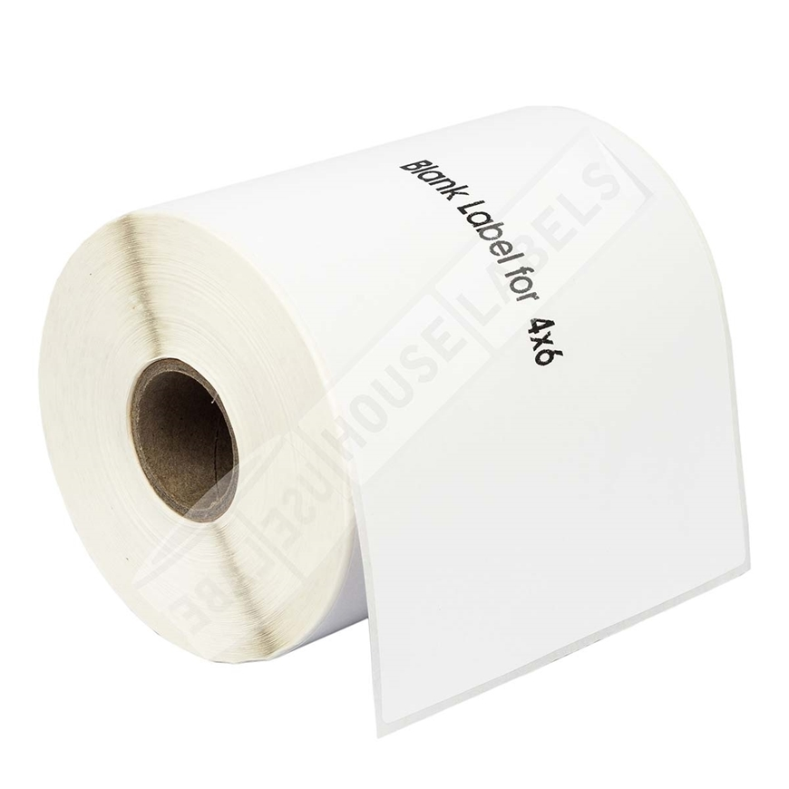 Picture of Zebra – 4 x 6 (11 Rolls – Shipping Included)