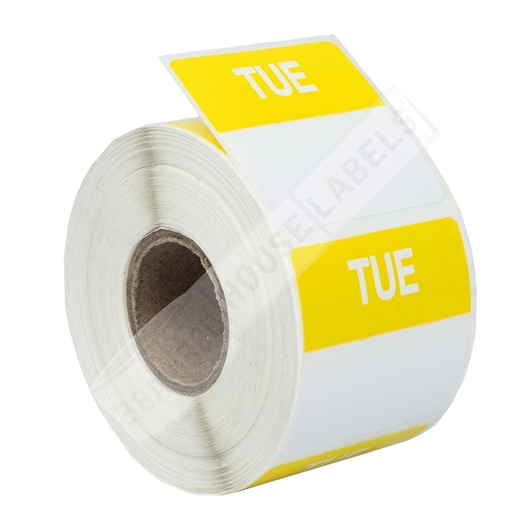Picture of Day Of The Week - Tuesday (7 Rolls - Free Shipping)