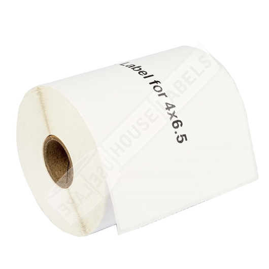 Picture of Zebra – 4 x 6.5 (4 Rolls – Shipping Included)