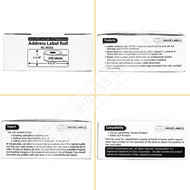 Picture of Dymo - 30252 PINK Address Labels