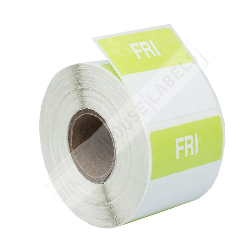Picture of Day Of The Week - Friday (108 Rolls - Free Shipping)