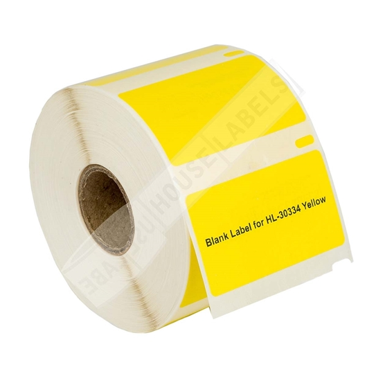 Picture of Dymo - 30334 YELLOW Multipurpose Labels (18 Rolls - Shipping Included)