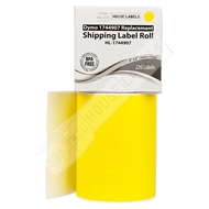 Picture of Dymo - 1744907 YELLOW Shipping Labels (2 Rolls - Shipping Included)