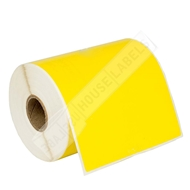 Picture of Dymo - 1744907 YELLOW Shipping Labels (6 Rolls - Shipping Included)