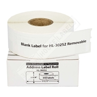 Picture of Dymo - 30252 Address Labels with Removable Adhesive (100 Rolls - Shipping Included)