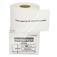 Picture of Dymo - 30256 Shipping Labels with Removable Adhesive