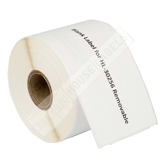 Picture of Dymo - 30256 Shipping Labels with Removable Adhesive (25 Rolls – Shipping Included)