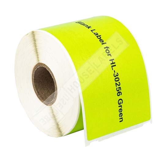 Picture of Dymo - 30256 GREEN Shipping Labels (18 Rolls – Shipping Included)