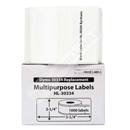 Picture of Dymo - 30334 Multipurpose Labels in Polypropylene (28 Rolls – Shipping Included)
